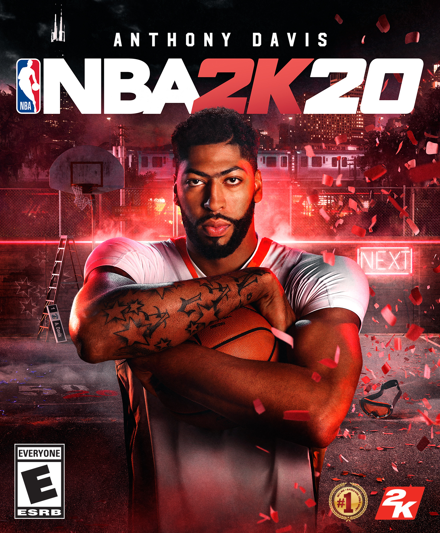 Image result for nba2k20 anthony davis