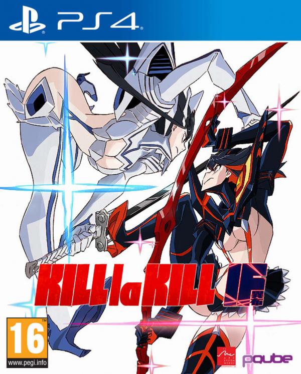 Kill la Kill - If Review (PS4) | Push Square