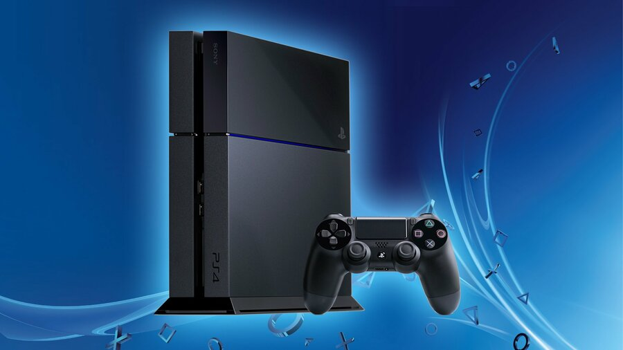 PS4 Xbox One Sales
