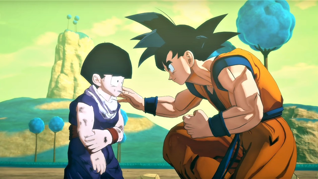 Dragon Ball Action RPG Retells The Story of Dragon Ball Z on