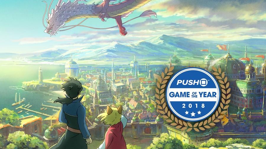 Ni No Kuni 2 Revenant Kingdom Game of the Year 2018 1