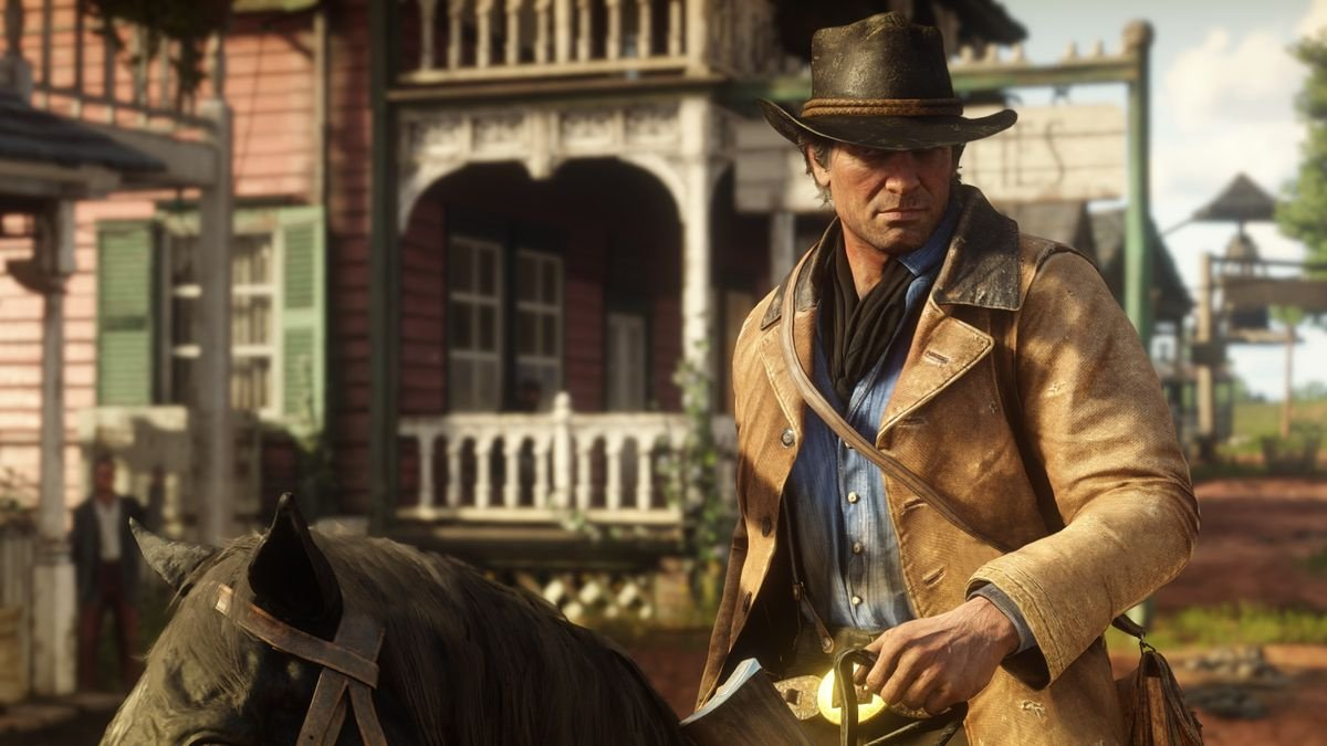 Red Dead Redemption 2 - How to Change Your Clothes When on