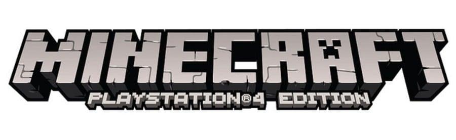Minecraft PS4 Logo