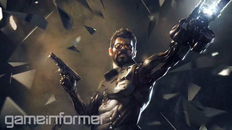 Deus Ex Mankind Divided PlayStation 4 PS4