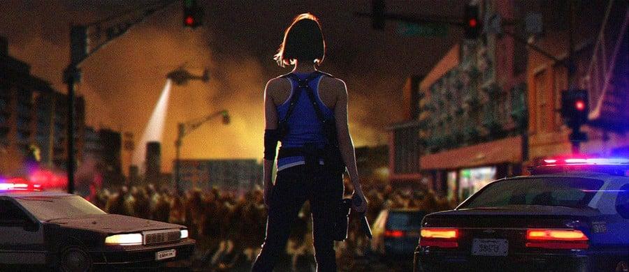 Resident Evil 3 Preview 1