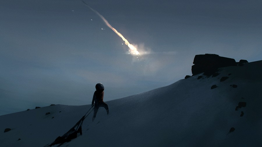 Playdead New Game Concept Art PS4 PlayStation 4 1