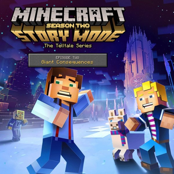 Minecraft Story Mode Season Two Episode 2 Giant Consequences