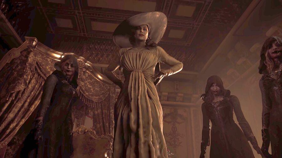 Resident Evil Village PS5 PlayStation 5