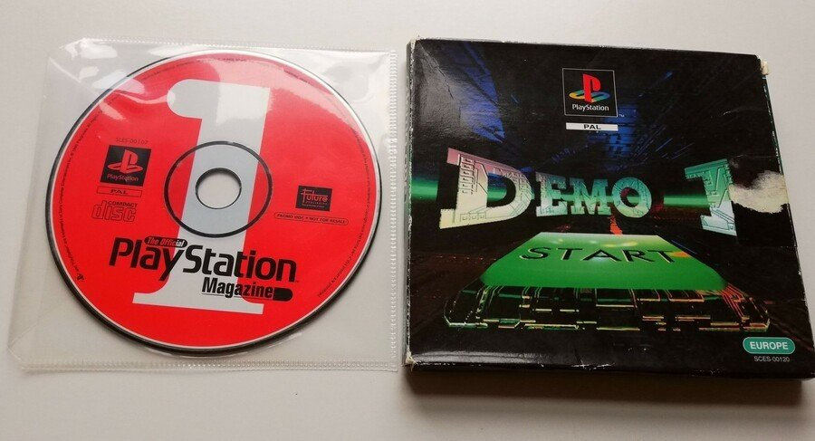 PS1 Demo Disc 1