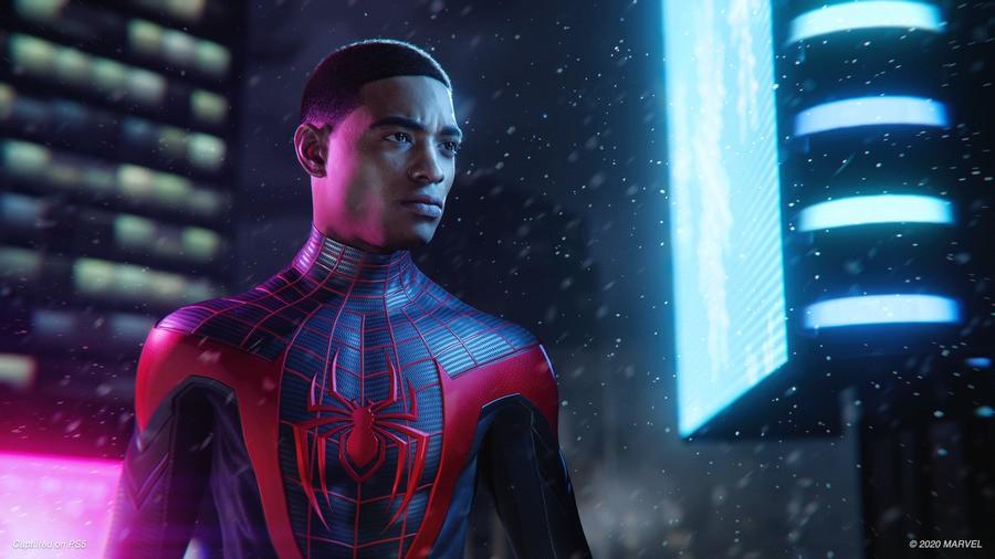 Marvel's Spider-Man: Miles Morales PS5 PlayStation 5