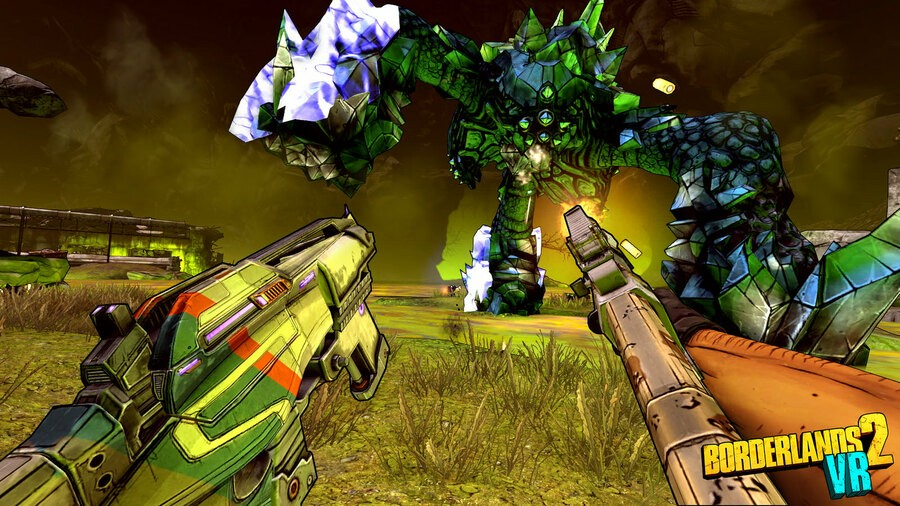 Borderlands 2 VR PS4 PlayStation 4 1