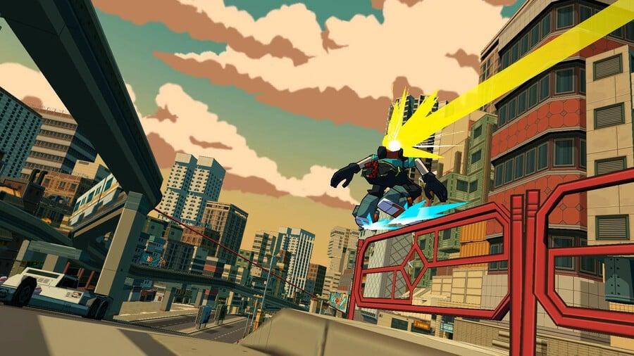 Bomb Rush Cyberfunk PS4 PlayStation 4 1