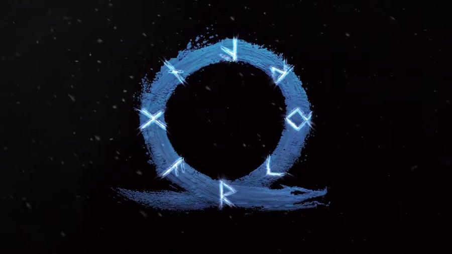God of War Ragnarok Logo PS5 PS4