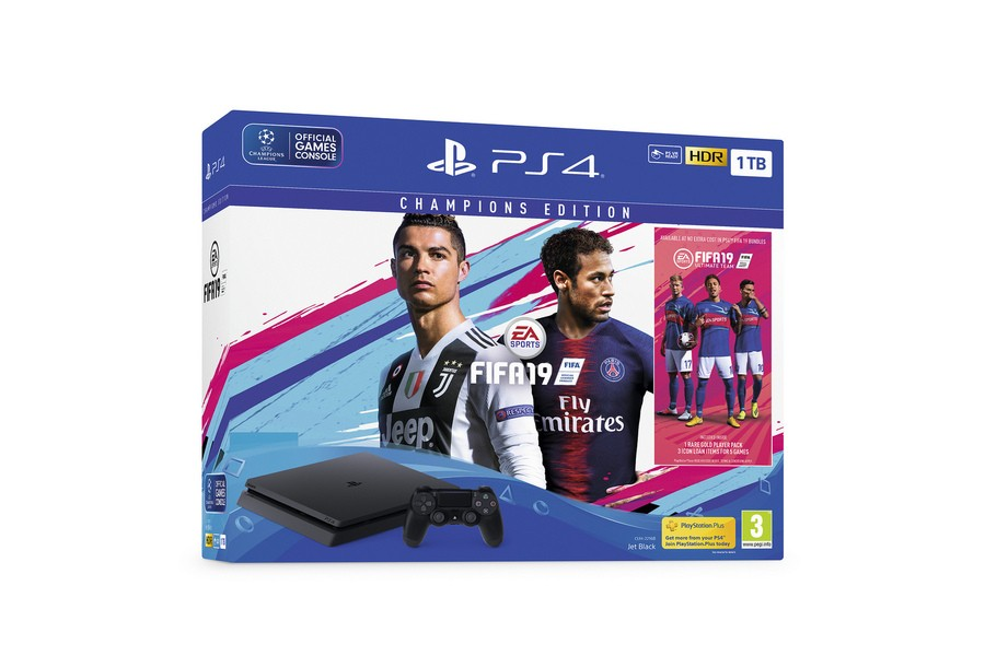 FIFA 19 PS4 PlayStation 4 Hardware Bundle Sony 1
