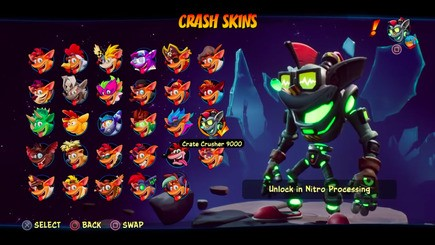 Crate Crusher 9000