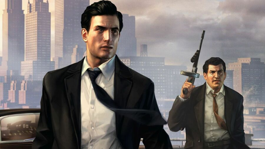 Mafia Ps5 PlayStation 5 1