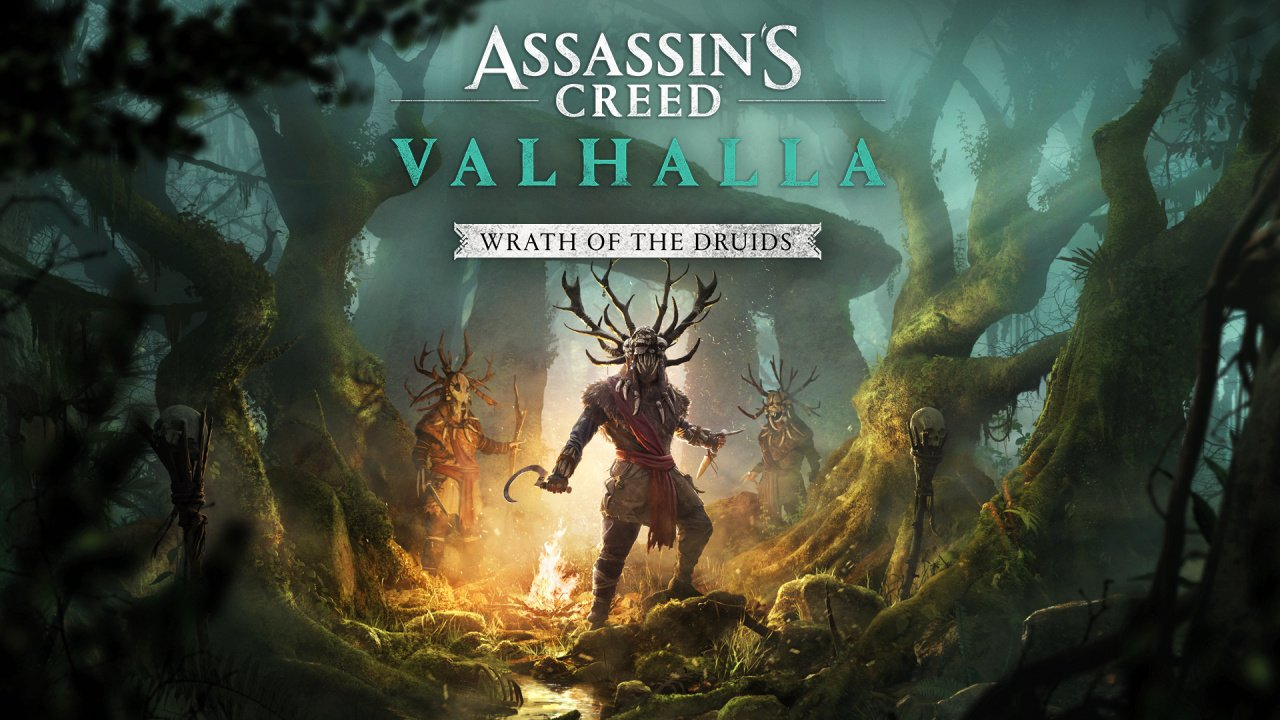Assassin's Creed Valhalla Wrath of the Druids DLC Delayed into May