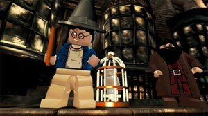 LEGO Harry Potter's Stormed Straight To The Top Of The UK Sales Charts.