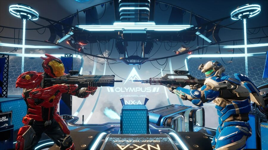 Splitgate Guide: Tips, Tricks, and How to Play Guide 1
