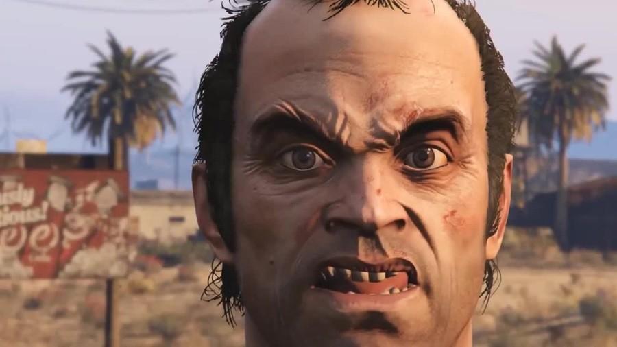 GTA 5 PS5 PlayStation 5 1