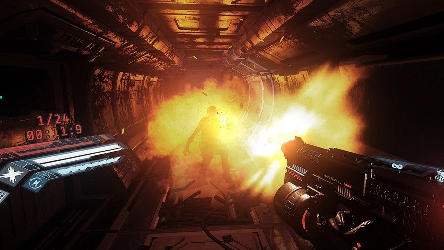 The Persistence PS4 PlayStation 4 1