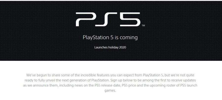 PS5 Price Release Date Launch Games Official Site