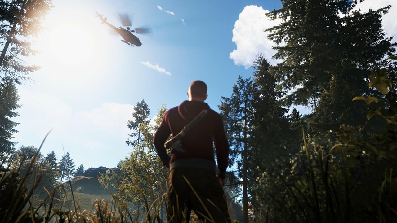 Долгожданная онлайн-игра на выживание в Rust отложена до 2021 года для PS4