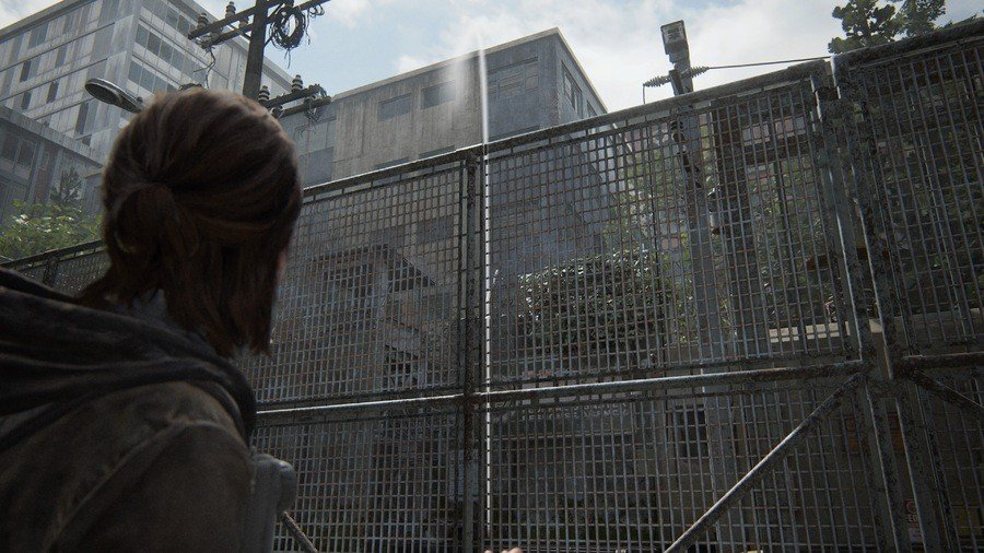 The Last of Us 2 Main Gate Guide 1