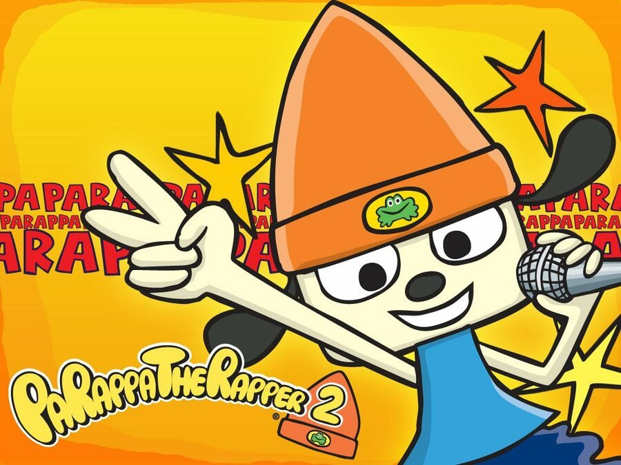 PaRappa the Rapper 2 PlayStation 4 PS4 1