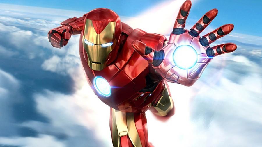 Marvel's Iron Man VR PS4 PlayStation 4 PSVR