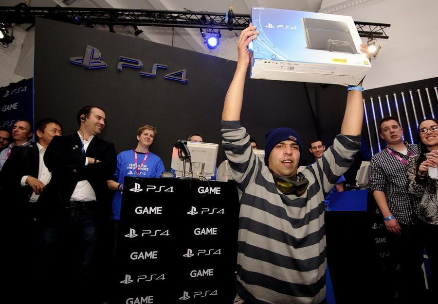PS4 Sales