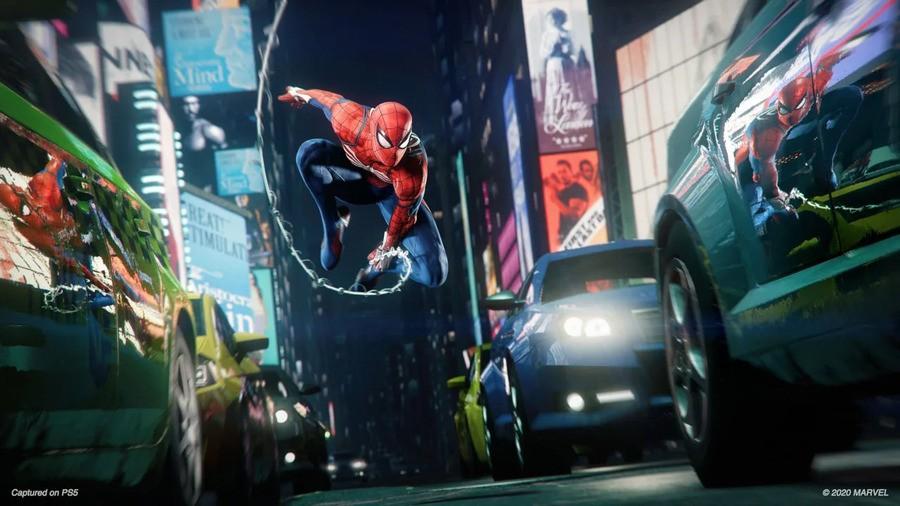 Marvel's Spider-Man Remastered PS5 PlayStation 5 1