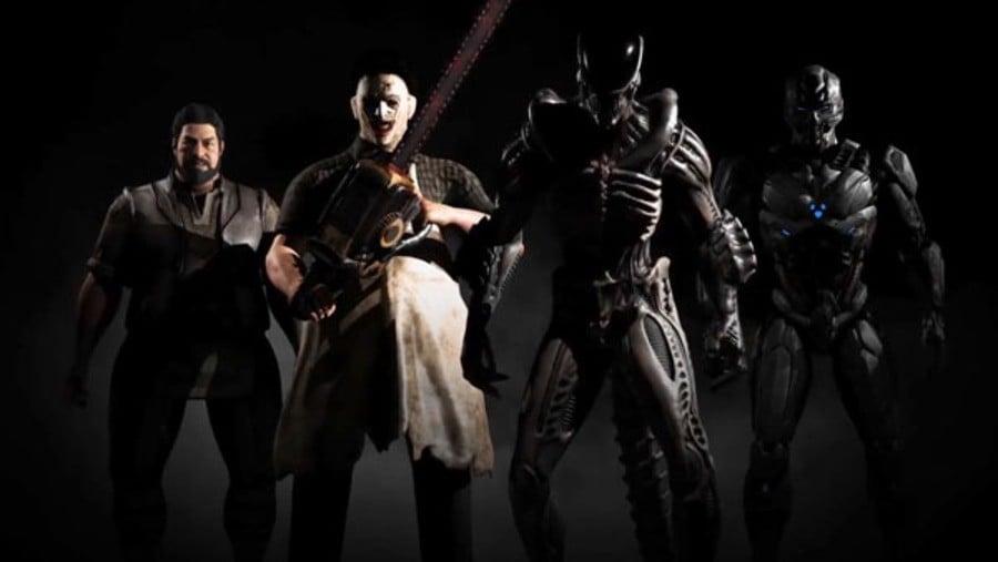 Mortal Kombat X PS4 PlayStation 4 Kombat Pack 2