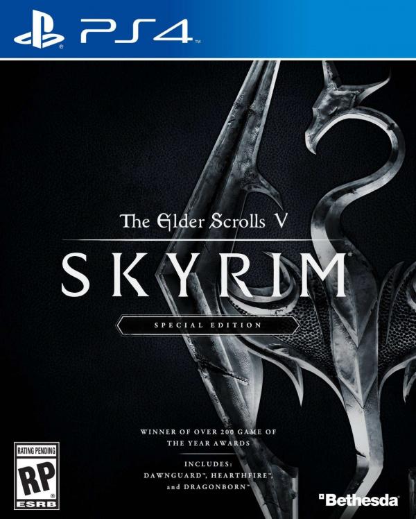 The Elder Scrolls V: Skyrim - Special Edition Review (PS4