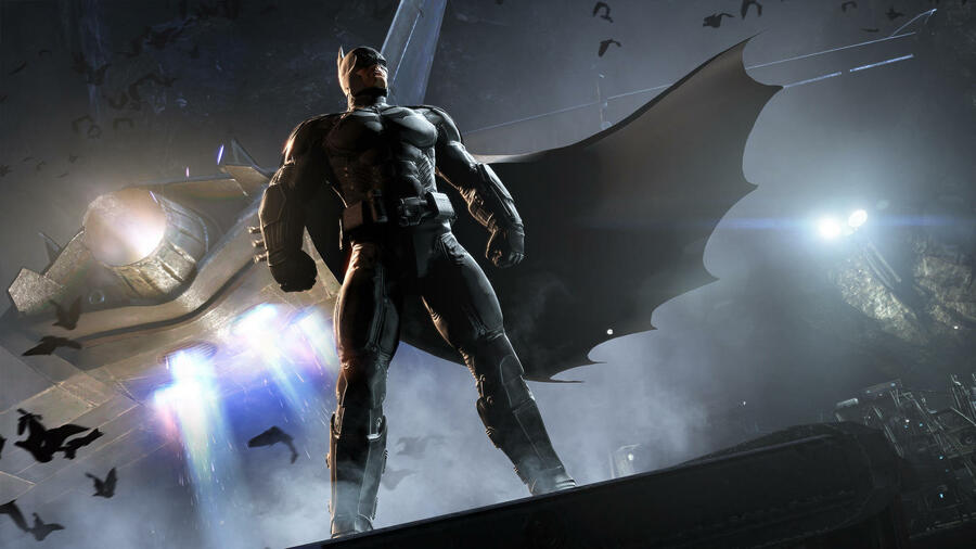 Batman: Arkham Origins WB Montreal PS4 PlayStation 4 Rumour