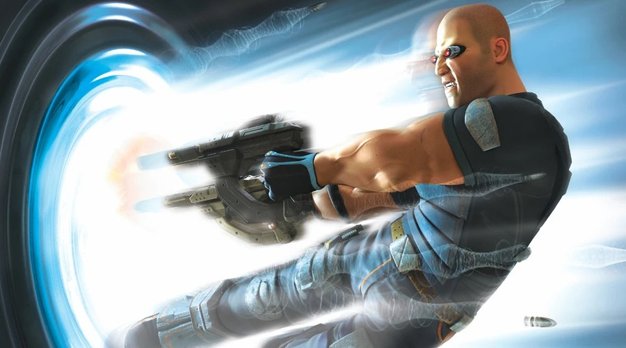 TimeSplitters Future Perfect PS4 PlayStation 4