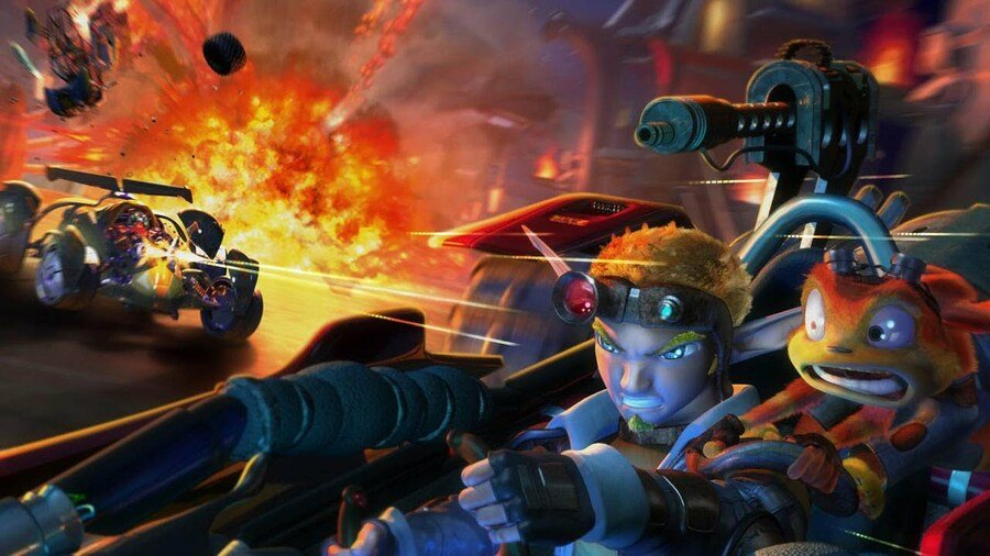 Jak X Combat Racing PS4 PlayStation 4 1
