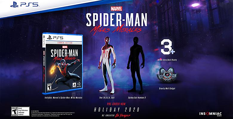 Spider-Man: Miles Morales strój