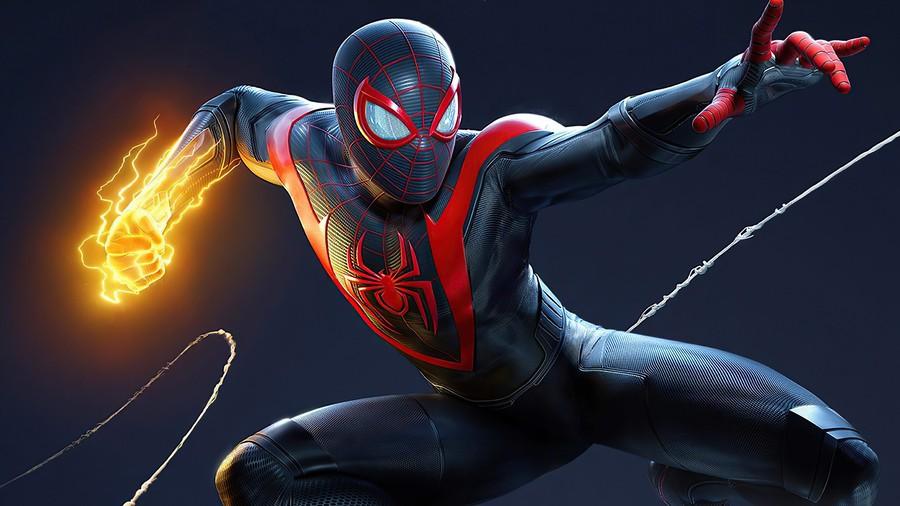 Marvel Spider Man Miles Morales Ps4 Ps5
