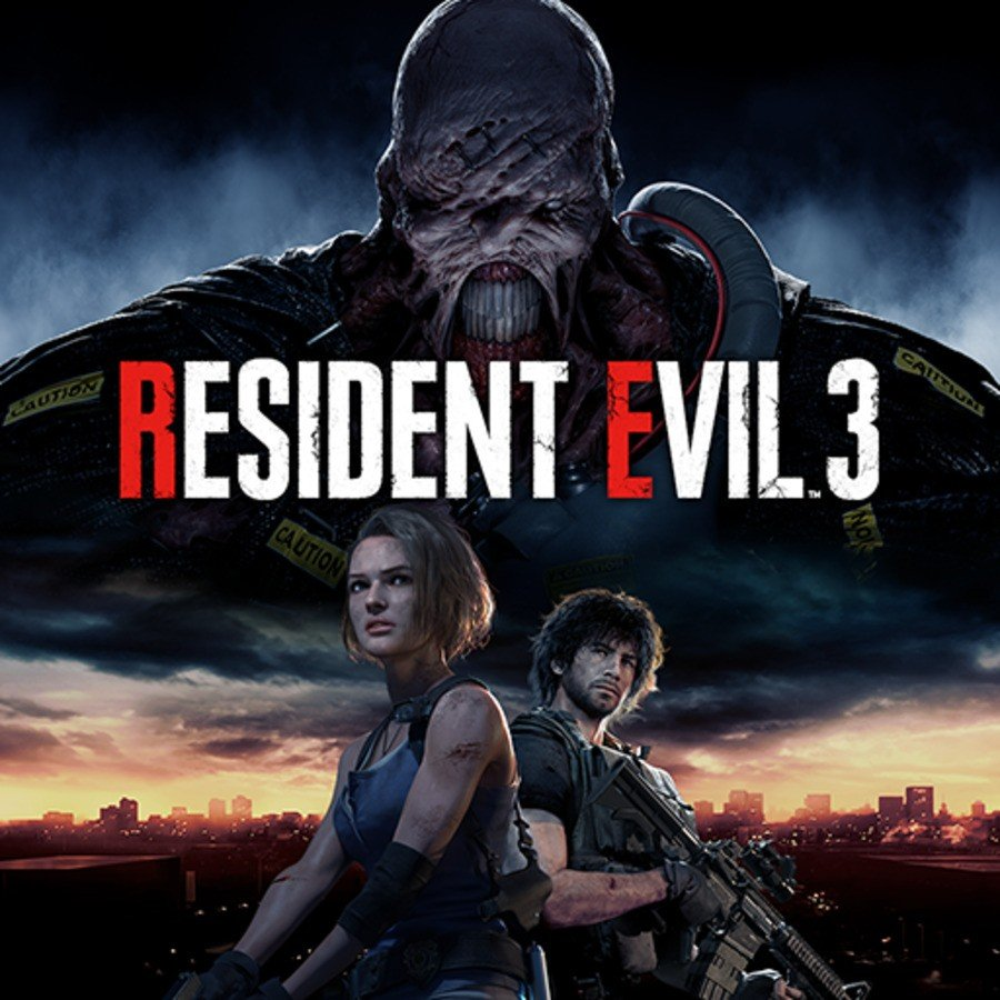 Resident Evil 3 PS4 PlayStation 4 1