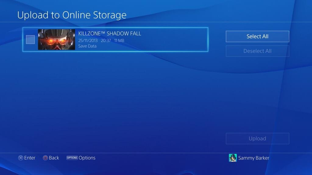 How to Upload PS4 Save Data to the PlayStation Plus Cloud