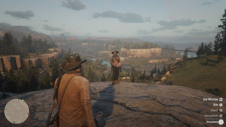 Red Dead Redemption 2 High Stakes Treasure Map Locations 1