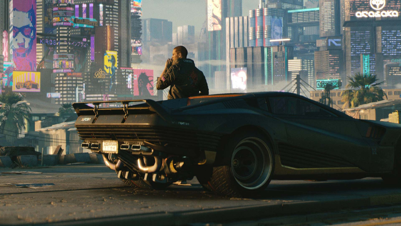 Cyberpunk 2077 Will Be Presented to the Public and Behind Closed Doors at E3 2019