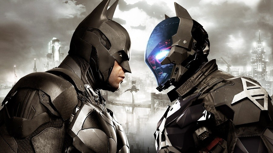 PS Plus September 2019 Batman Arkham Knight Darksiders III