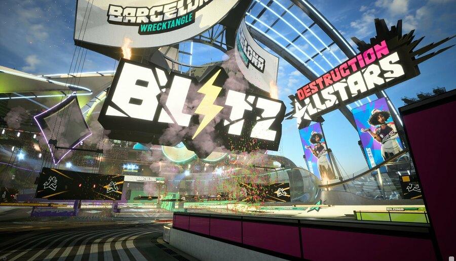 Destruction AllStars PS5 PlayStation 5 Blitz
