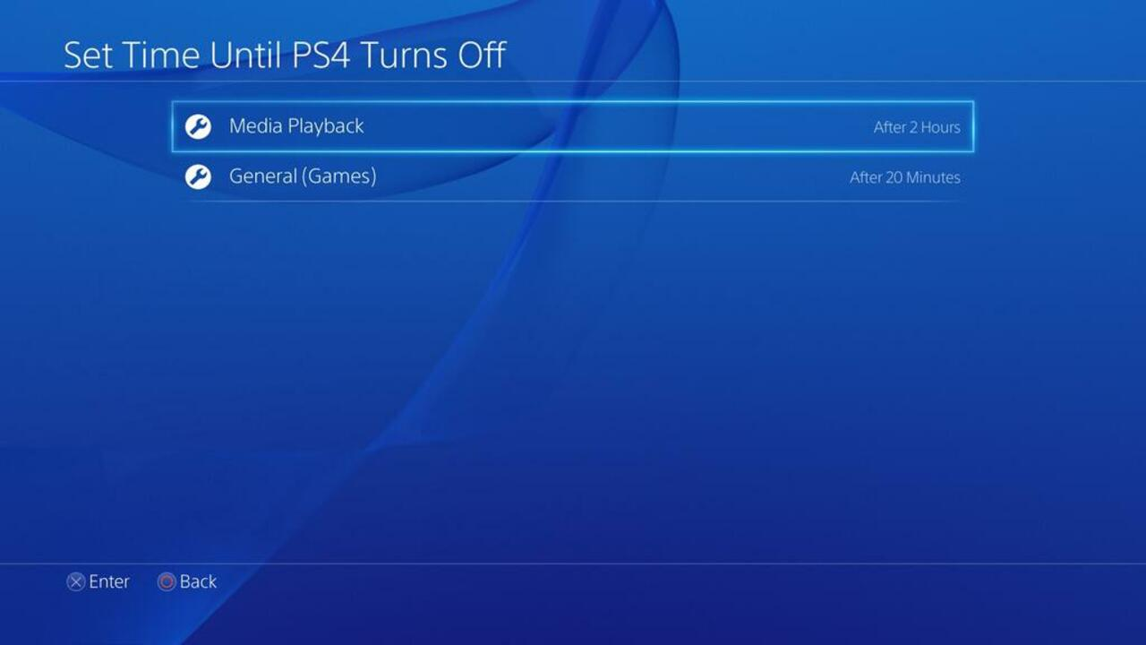 How to Enable PS4 Power Saving Settings - Guide - Push Square
