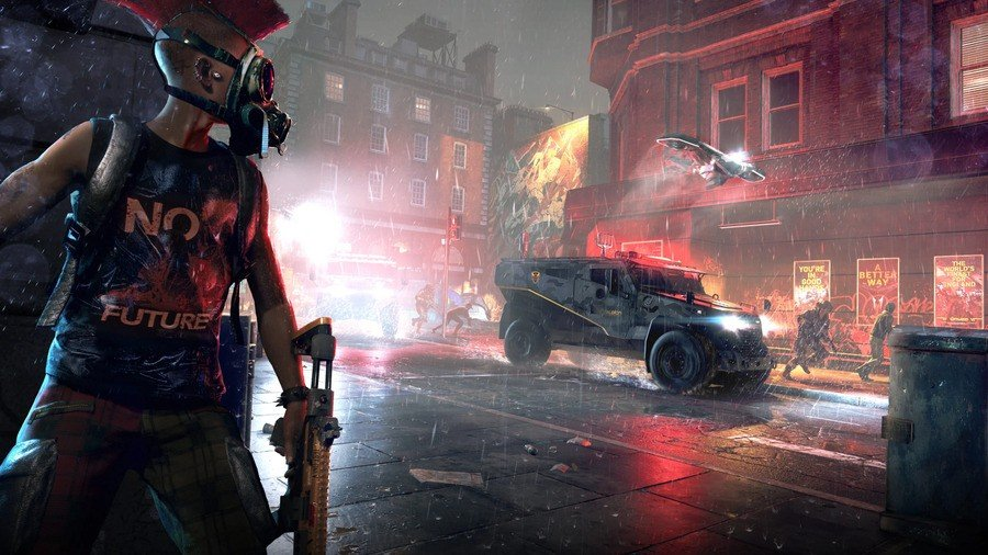 Watch Dogs Legion Runs At 4k 30fps With Raytracing On Ps5 Push Square