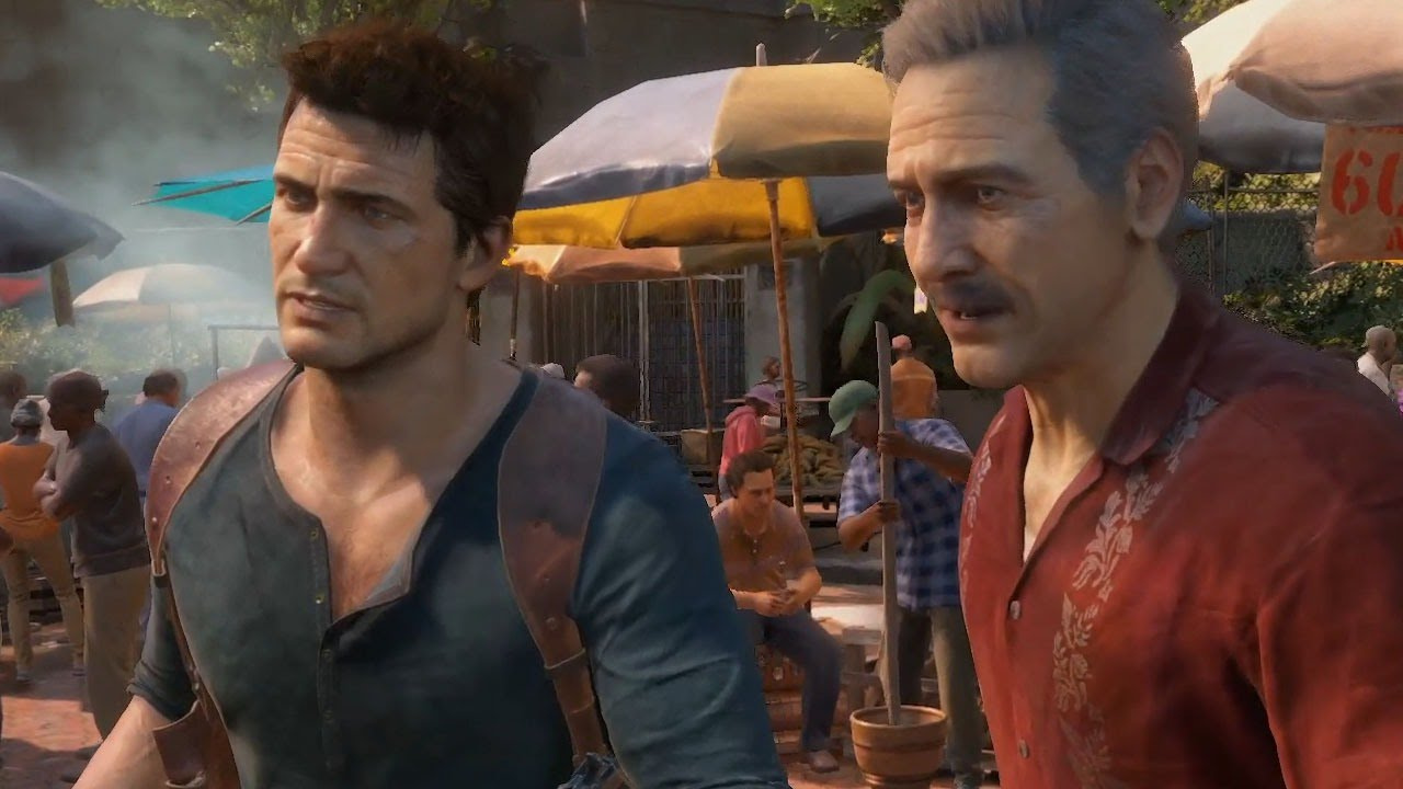 E3 2015 Here S Some More Uncharted 4 As Naughty Dog Explains The Game S Brilliant E3 Demo Push Square