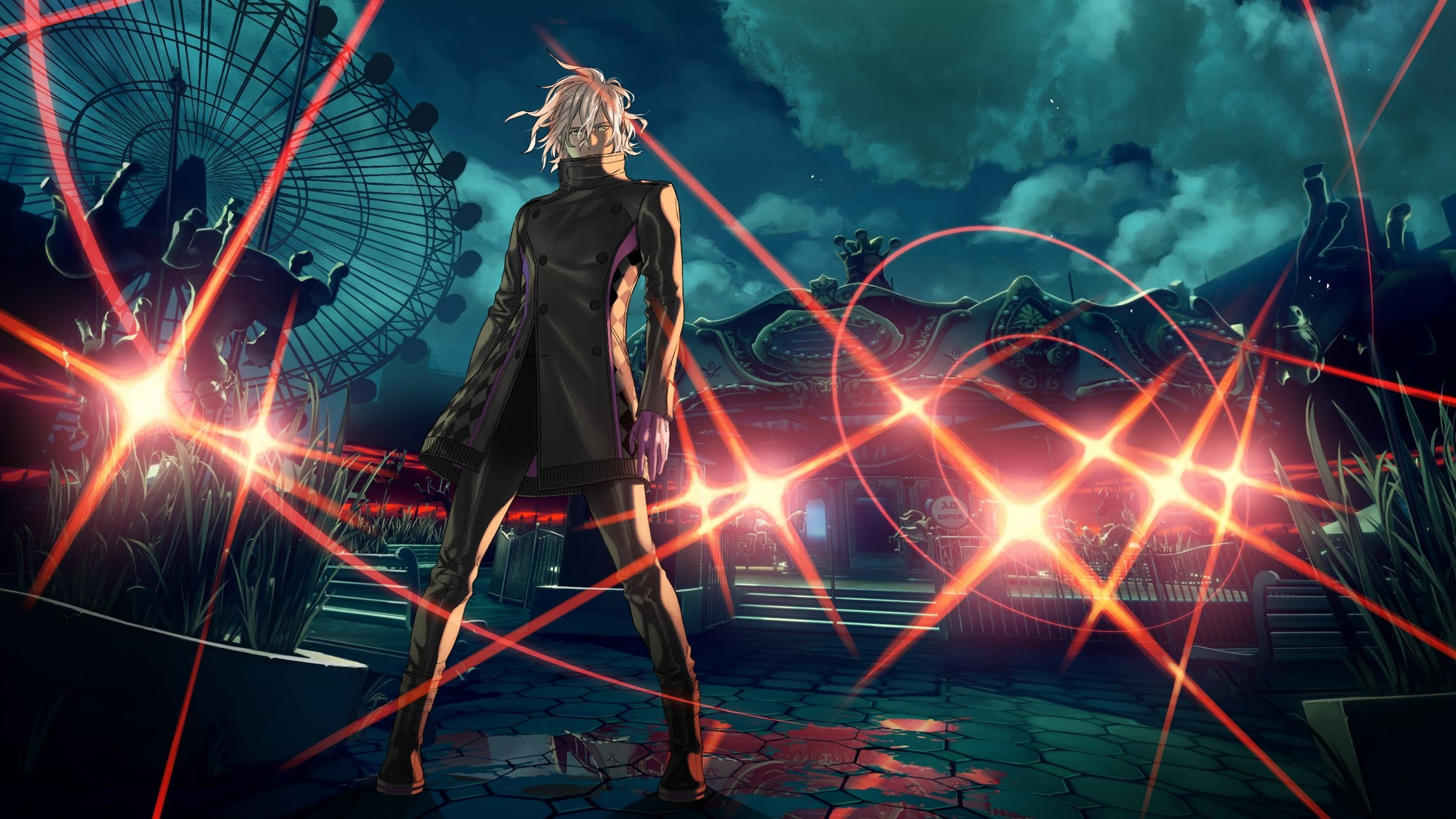 It Looks Like a Sequel to AI: The Somnium Files Is in the Works - Push  Square