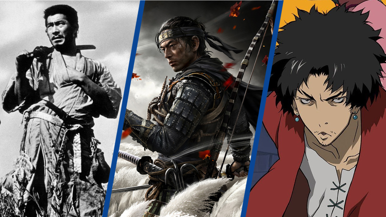 15 Samurai Games Movies And Anime That Will Help You Get Hyped For Ghost Of Tsushima Feature Push Square
